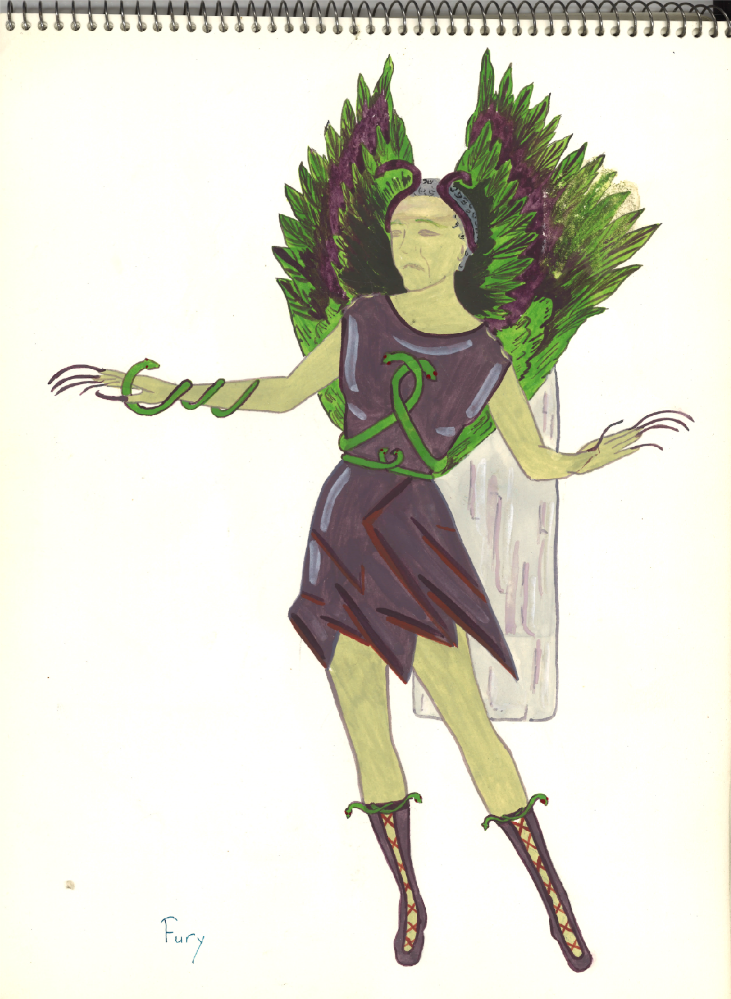 Cleo Michelson's Costume Designs